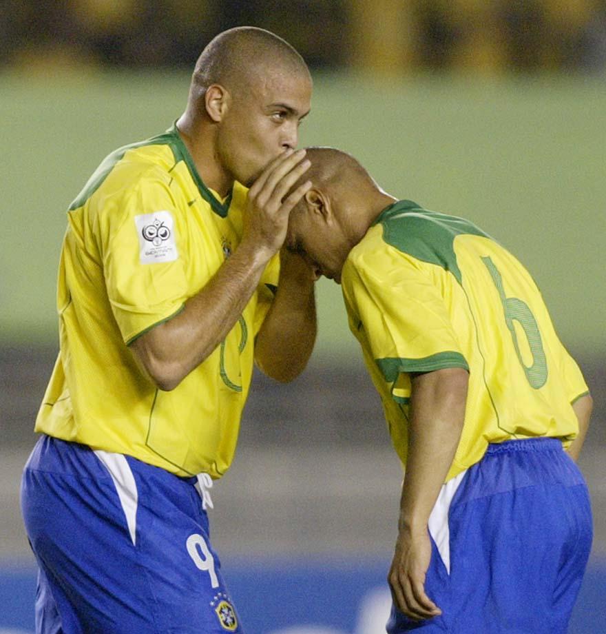 Roberto Carlos ...